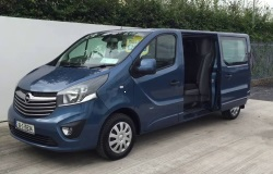 Opel Vivaro Double Cabine L2H1 29  95 cv 1.6 Cdti Pack Business